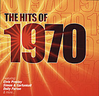 The Hits Of 1970 The Collection Серия: The Collection инфо 12076j.