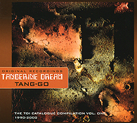 Tangerine Dream Tang-Go (2 CD) Серия: Tangerine Dream инфо 3391b.